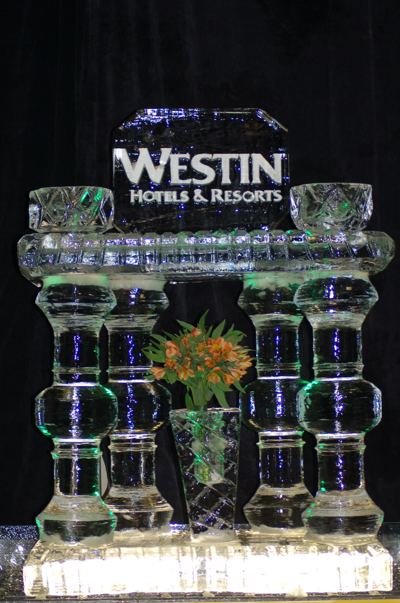 Westin Bar Being Completed