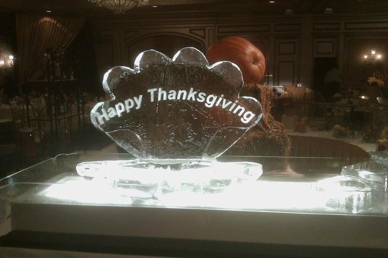 Thanksgiving Clam Shell