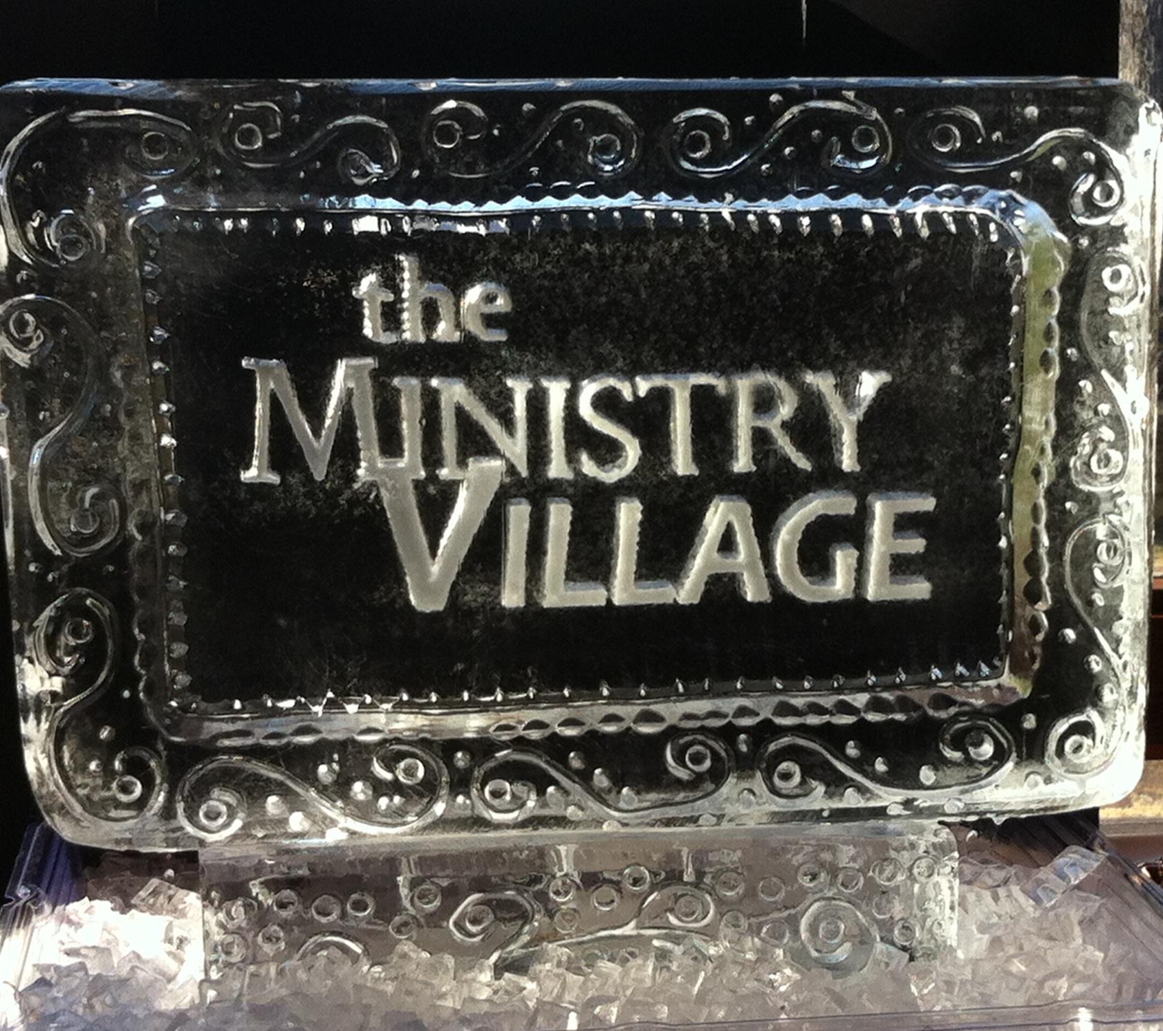 The Ministry Village Logo